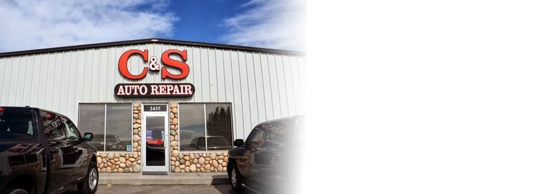 C&S Auto Repair Facility - Idaho Falls Car Repair