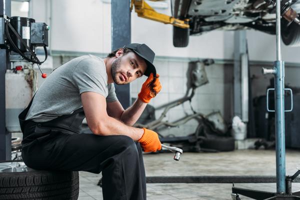 Mechanic in Idaho Falls