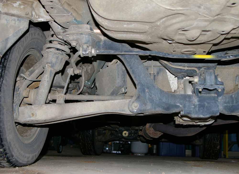 Independent Rear Suspension - auto repair in idaho falls