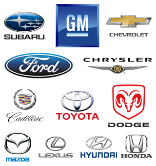 Automobile Manufacturer Logos - idaho falls auto repair
