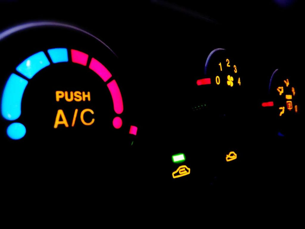 Car Number Lighting Brand Font Air Conditioning - auto repair in idaho falls