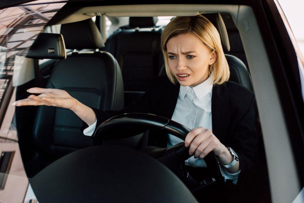 Confused Driver - idaho falls auto repair