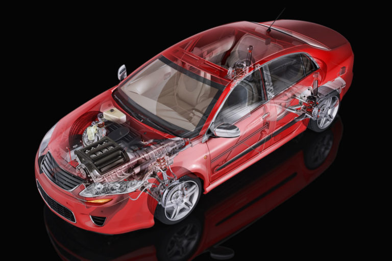 Inner Workings of Car - idaho falls auto repair